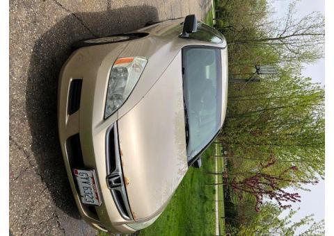 2007 Honda Accord Sedan