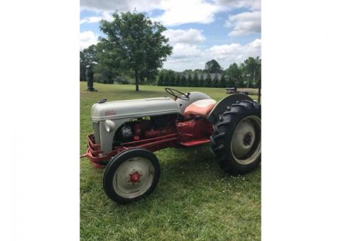 1951 Ford N8 tractor